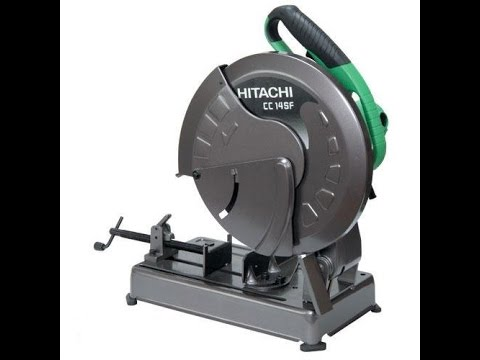cortadora - Conoce la cortadora de metales HITACHI y su excelente relación valor/precio.