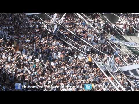 Video - Entrada de La Fiel frente IACC - Somos la banda mas grande del inTerior - La Fiel - Talleres - Argentina