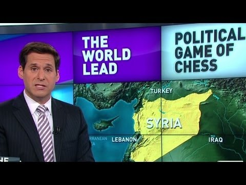 Analysis: Syria is a political chess game