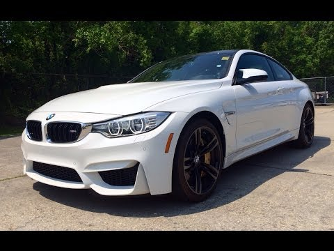 2015 BMW M4 Coupe Exhaust, Start Up, Test Drive and In Depth Review
