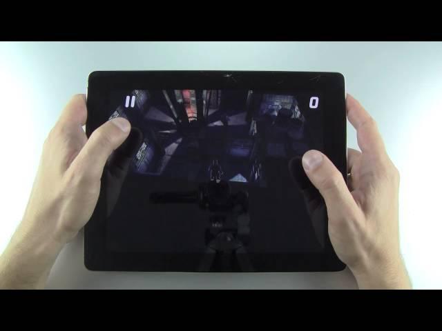 Riddick The Merc Files giochi iOS video prova su iPad by HDblog