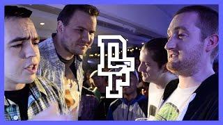 Download Lagu MARK GRIST & MIXY VS EDDIE P & FRISKO   Don't Flop Rap Battle @ Edinburgh Fringe Mp3