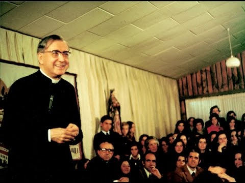 The Message of Saint Josemaria