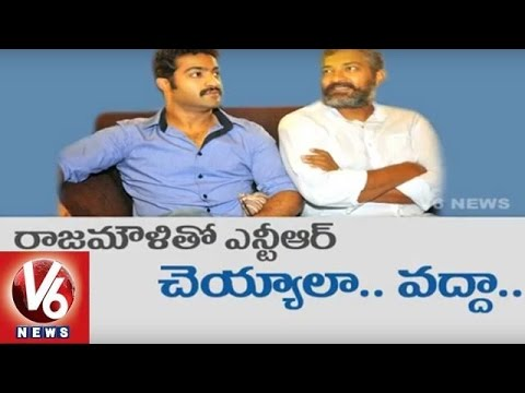 Jr NTR In Confusion To Take Movie With SS Rajamouli