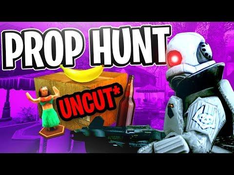 Garry's Mod Prop Hunt w/ Friendos #7 - Wrong Name