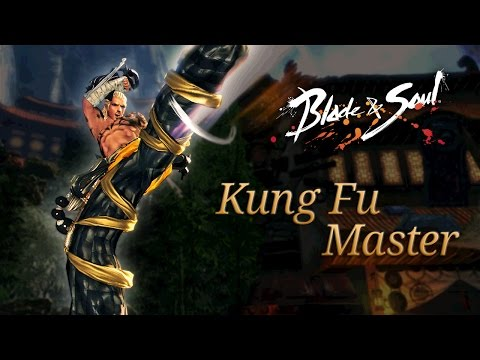 Blade Soul The Kung Fu Master Overview UK