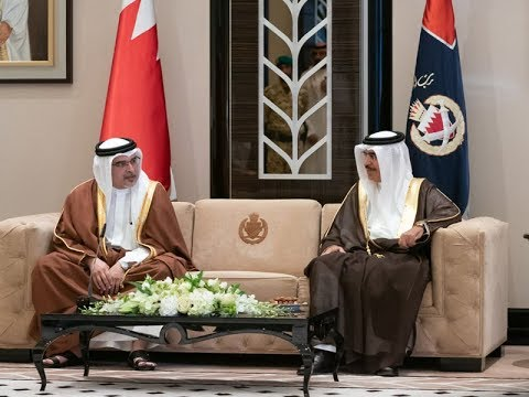 HRH the Crown Prince hosts Iftar banquet for MOI senior officers