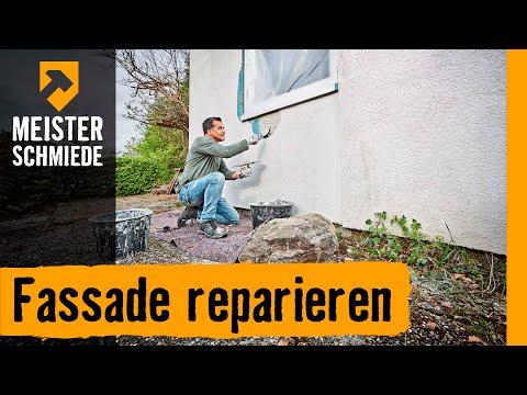 Fassade reparieren | HORNBACH Meisterschmiede