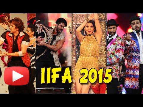 Hrithik,Shahid,Deepika,Anushka,Shraddha – IIFA 2