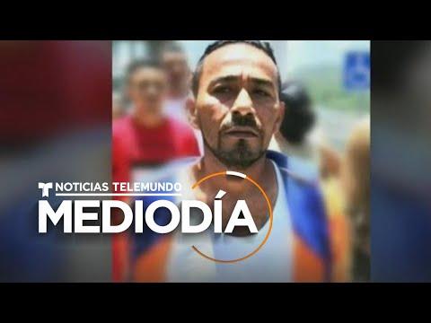 Fuga de 'El Porky', líder de Mara Salvatrucha, deja 5 muertos en Honduras | Noticias Telemundo