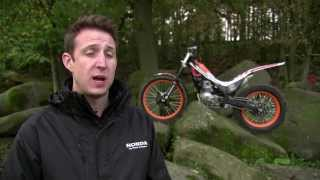9. 2014 MONTESA 4RT TRIALS BIKE LAUNCHED