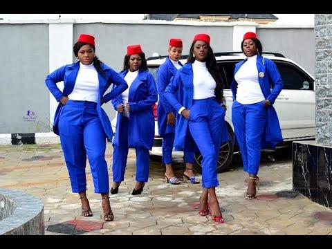 LADIES OF HIGH CLASS SEASON 3&4 - DESTINY ETIKO|2020 LATEST NIGERIAN NOLLYWOOD MOVIE