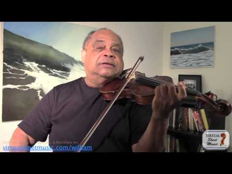 Advanced Approach to Violin Shifting - Part 1