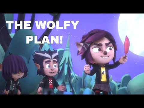 Pj Masks Season 2 Full Episodes 🐺 Episode 40 & 41 The Wolfy Plan The Lizard Theft