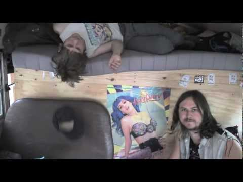 JEFF the Brotherhood - On The Road Part 2 [Webisode]