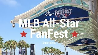 This is my family's experience at the the 2016 MLB All-Star FanFest in San Diego, CA on Monday, July 11, 2016. Read me at http://dodgersdigest.com/author/staci...  and  http://www.hardballtimes.com/author/s...Follow me @StacieMWheeler on Twitter https://twitter.com/StacieMWheelerSubscribe to DishingUpTheDodgers!Go Blue!