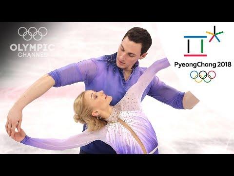 Die Gold-Kür von Aljona Savchenko und Bruno Massot | Olympia PyeongChang 2018 - ZDF