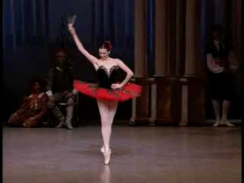 Nina Ananiashvili Don Quijote Kitri Var