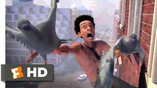 Spider-Man: Into the Spider-Verse (2018) - Two Spider-Men? Scene (4/10) | Movieclips