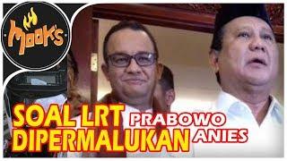 Video Makjleb! Prabowo Dipermalukan oleh Data Yang Anies Berikan Soal Indeks Termahal LRT MP3, 3GP, MP4, WEBM, AVI, FLV April 2019