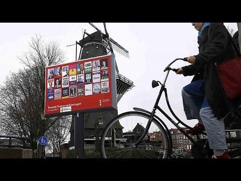 Στις κάλπες σήμερα οι Ολλανδοί – Iστορικής σημασίας για την Ευρώπη οι εκλογές