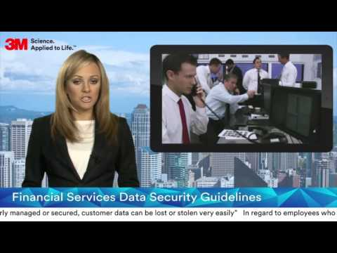 Financial Services Data Security Guidelines, What You Need To Know - Part 2