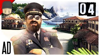 Tropico 6 - Ep.04 : FULL PRODUCTION! (Tropico 6 Full Version Gameplay)