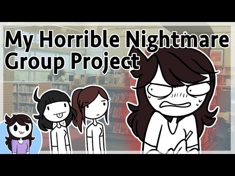 My Horrible Nightmare Group Project