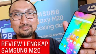 Download Video Review Lengkap Samsung Galaxy M20: Tes Baterai, Gaming, Layar, Kamera, Menu - Indonesia MP3 3GP MP4