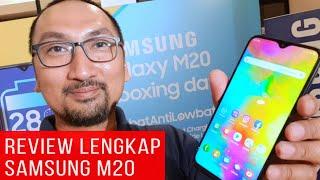 Review Lengkap Samsung Galaxy M20: Tes Baterai, Gaming, Layar, Kamera, Menu - Indonesia