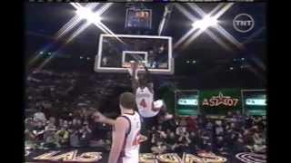 Nate Robinson - 2007 NBA Dunk Contest