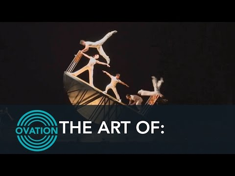 The Amazing Diavolo -- the Art of Architecture in Motion