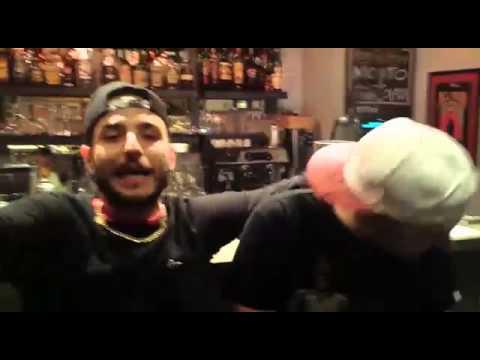 Mouri freestyle al Saragoza145 (видео)