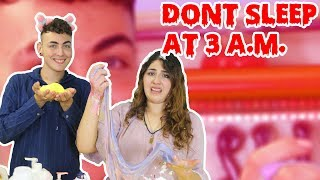 Nonton DON'T SLEEP AT 3 A.M. | Don't dream | Instagram slimes under 2 minutes | Slimeatory #131 Film Subtitle Indonesia Streaming Movie Download