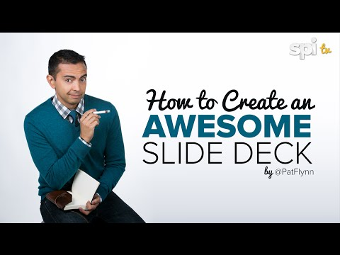 How To Create An Awesome Slide Presentation (for Keynote Or Powerpoint) Mp3