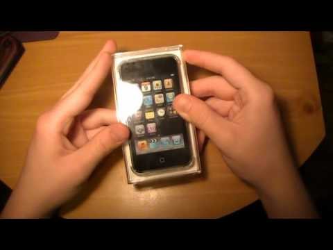 Ipod Touch 3rd Gen Unboxing 32GB Good Quality HD