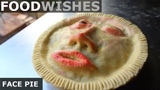 Face Pie - Halloween Meat Pie - Food Wishes by Food Wishes