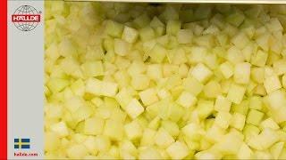 Melon: Dice 15x15x15 mm