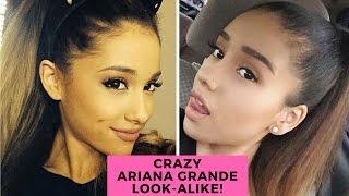 Video Ariana Grande Look-alike Confuses Fans & Takes Over Instagram! MP3, 3GP, MP4, WEBM, AVI, FLV Juni 2018