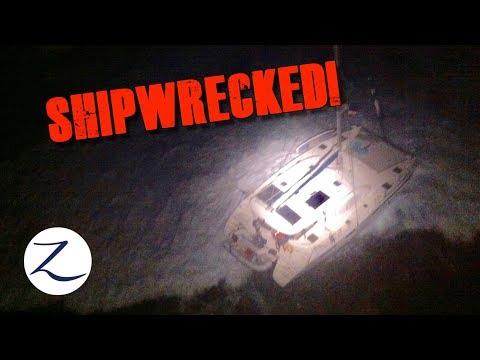 CATAMARAN WRECKS! The Tanda Malaika Disaster REVEALED (Sailing Zatara Z-log)