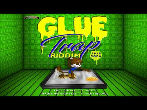 "Mole & Brucelee Almightee - Aye ""2018 Crop Over Soca"" {Glue Trap Riddim} Dutty Tallics Records"