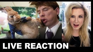 Peter Rabbit 2 Trailer REACTION by Beyond The Trailer