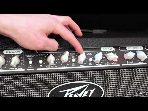Peavey - Find out what's under the hood of Peavey's latest feature-laden guitar amplifier.