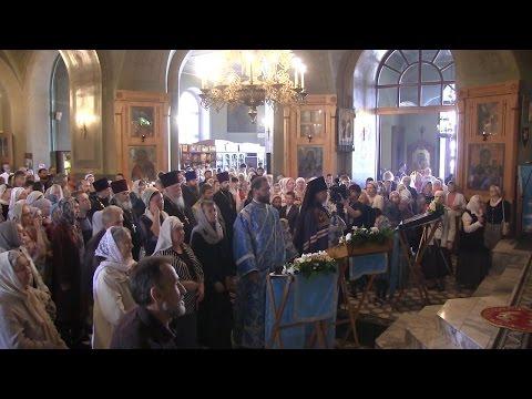 Богослужение на день памяти Боголюбской иконы Божией Матери. Краткая версия.