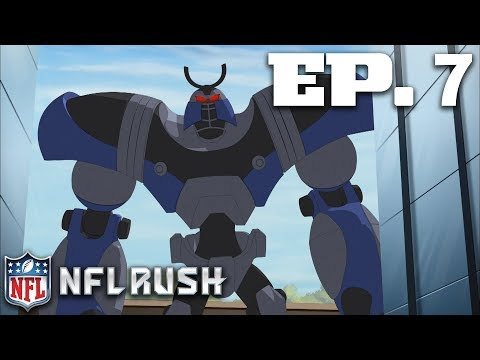 Ep. 7: The Sum of Its Parts (2012 - Full Show) | NFL Rush Zone: Season of the Guardians