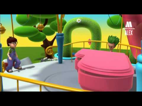Piano, music instruments for kids – Educational cartoons