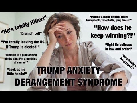 New Medication for Liberals with Trump Derangement Syndrome (TDS) - Trumpex ® - FUNNY