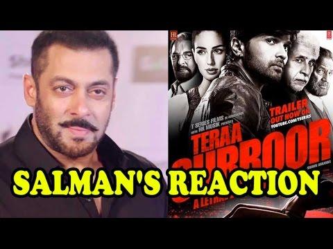 Salman Khan's REACTION On Watching Himesh Reshammi