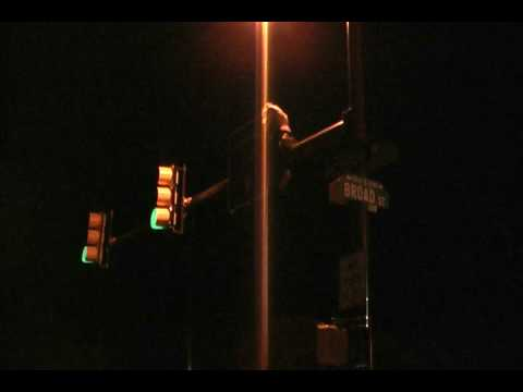 If a greased pole isn't enough of a deterrent, remember what happens when you get up there. (Phillies world series 2008)