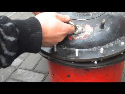 Автоклав своими руками фото газовый баллон